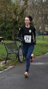 Jenny Brown, Sharp End of The Migo Mile